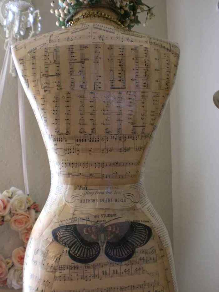 9 Shabby & Vintage Maniquies