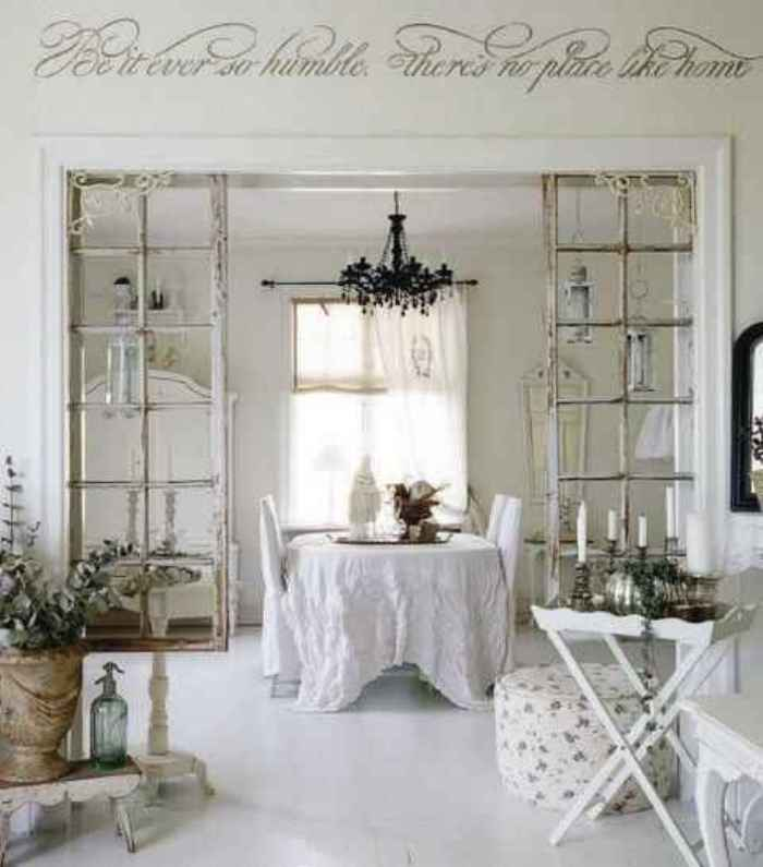 shabby chic white blanco el taller de lo antiguo. Black Bedroom Furniture Sets. Home Design Ideas