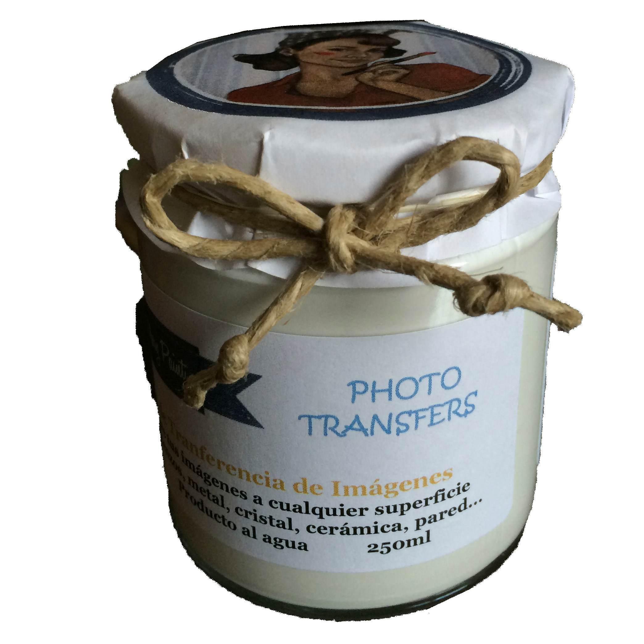 Producto para transferir im genes el taller de lo antiguo - Transferir fotos a madera ...